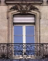 """Rue De Paris IV by Tony Koukos - 22"""" x 28"""""""