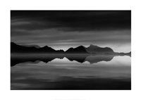 "Mirrored Silver Sea by Andreas Stridsberg - 28"" x 20"" - $27.99"