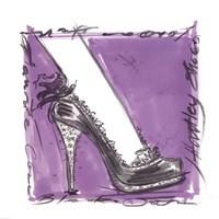 Catwalk Heels I Fine Art Print