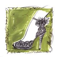 Catwalk Heels II Fine Art Print