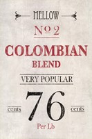 Colombian Coffee Fine Art Print