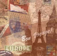 Destination, Europe Fine Art Print