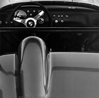 1960 Porsche Fine Art Print