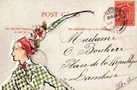 Carte Postal II Fine Art Print