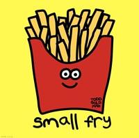 Small Fry Fine Art Print