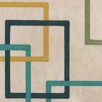 Infinite Loop I Framed Print