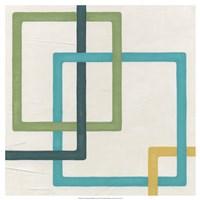 Infinite Loop II Framed Print