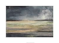 """Indigo Sky I by Ferdos Maleki - 30"""" x 22"""""""