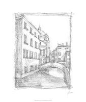 Sketches of Venice IV Fine Art Print