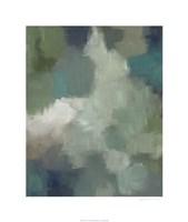 """Lichen I by Chariklia Zarris - 22"""" x 26"""""""