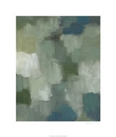 "Lichen II by Chariklia Zarris - 22"" x 26"""