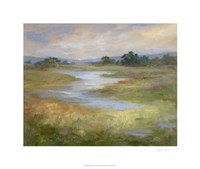 "Hidden Meadow by Sheila Finch - 26"" x 22"" - $40.49"