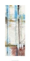 "Primary Lineage II by Jennifer Goldberger - 18"" x 36"""