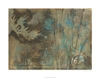 """Layers on Bamboo II by Jennifer Goldberger - 36"""" x 28"""""""