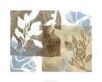 """Leaf Inclusion I by Jennifer Goldberger - 30"""" x 24"""""""