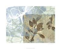 "Leaf Inclusion VI by Jennifer Goldberger - 30"" x 24"""