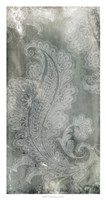 """Silver Lace I by Vision Studio - 17"""" x 32"""" - $37.49"""