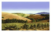 """Tuscan Sky by Michael Swanson - 32"""" x 20"""""""