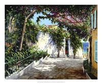 "Positano Sunlight by Michael Swanson - 22"" x 18"""