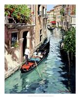 Canal Interno Fine Art Print