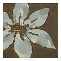 """Patchwork Petals II by June Erica Vess - 20"""" x 20"""" - $27.99"""