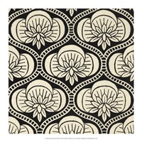 "Ornamental Tile Motif I by Vision Studio - 17"" x 17"""
