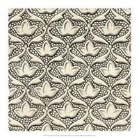 "Ornamental Tile Motif IV by Vision Studio - 17"" x 17"""