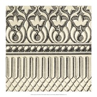 Ornamental Tile Motif V Fine Art Print