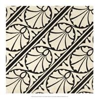 "Ornamental Tile Motif VI by Vision Studio - 17"" x 17"""