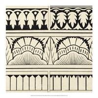 "Ornamental Tile Motif VII by Vision Studio - 17"" x 17"""