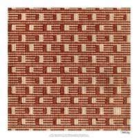 """Vintage Patternbook IV by Vision Studio - 18"""" x 18"""""""