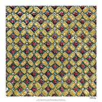 """Vintage Patternbook V by Vision Studio - 18"""" x 18"""""""