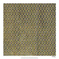 "Vintage Patternbook VII by Vision Studio - 18"" x 18"""