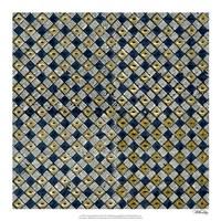"Vintage Patternbook IX by Vision Studio - 18"" x 18"""