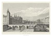Pont Au Change Fine Art Print
