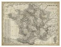 """42"""" x 32"""" Regional Maps"""