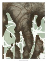 "Silhouette Reversal I by Jennifer Goldberger - 20"" x 26"" - $34.49"