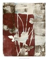 "Rustic Blossoms II by Jennifer Goldberger - 18"" x 22"", FulcrumGallery.com brand"