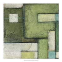 Green Space I Fine Art Print