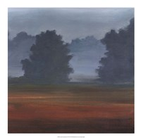 "Early Morning Mist II by Ethan Harper - 20"" x 20"""
