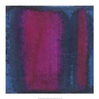 """Indigo Meditation I by Renee Stramel - 18"""" x 18"""""""