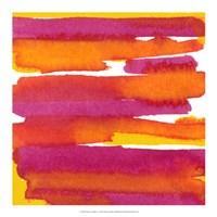 "Sunset on Water I by Renee Stramel - 18"" x 18"""
