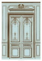 French Salon Doors I Fine Art Print