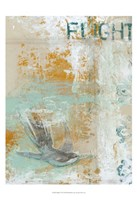 "Flight by June Erica Vess - 13"" x 19"", FulcrumGallery.com brand"