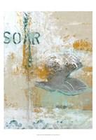 "Soar by June Erica Vess - 13"" x 19"", FulcrumGallery.com brand"