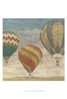 Up in the Air II Fine Art Print