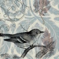 Autumn Songbird I Framed Print