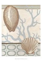 "Coastal Tranquility I by June Erica Vess - 13"" x 19"" - $12.99"