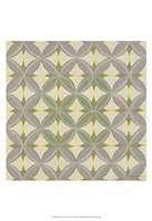 """Fleur de Vie Tile I by Vanna Lam - 13"""" x 19"""" - $12.99"""