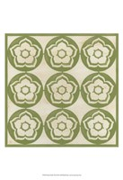 Floral Trellis VII Fine Art Print